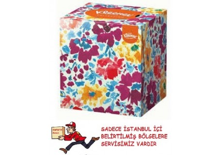 Kleenex Collection Küp Kutu Mendil 56'lı