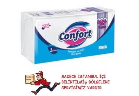 confort peçete 200lü peçete
