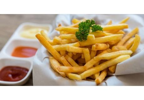 Kajun Baharatlı Patates Kızartması